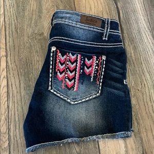Justice Premium Jean Shorts